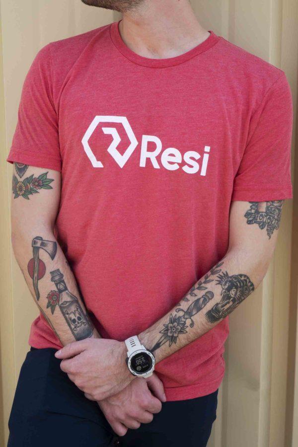 Resi Red T-Shirt