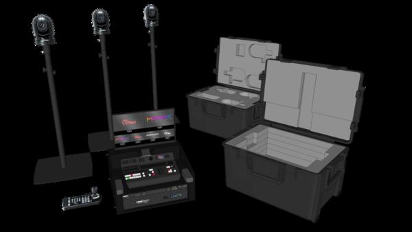 NCODE PTZ Series 2 Package